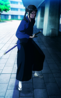 Kuroh Full Body (samurai)