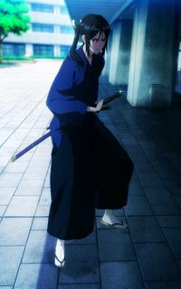 Kuroh Full Body (samurai)