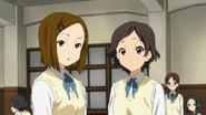Keiko and Ushio