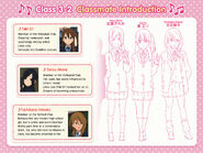 Eri Akane and Himeko Classmate Introduction
