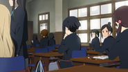 Class 3-2 in the movie
