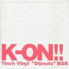 K-ON!! 7inch Vinyl Donuts BOX cover