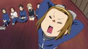 Ritsu does not like Shakespeare