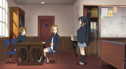 Azusa's first day in LMC(1)