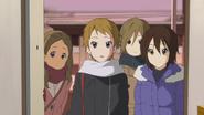 Sawako's visit