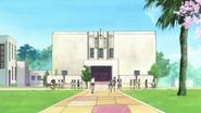 Sakura High auditorium