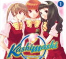 List of Chapters in Kashimashi: Girl Meets Girl