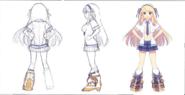 Katsuragi Concept (Body)