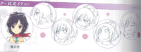 Asuka Concepts (Headshots)