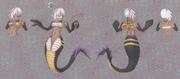 Snake Lady Yoma