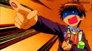 Hinata pointing