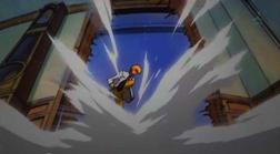 Takumi's breakthrough