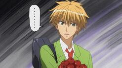 Takumi surprised