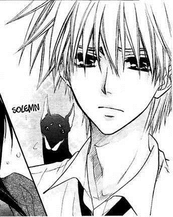 Image result for usui takumi manga