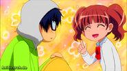Sakura talks to Kanou