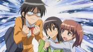 Shizuko angry at misaki and sakura