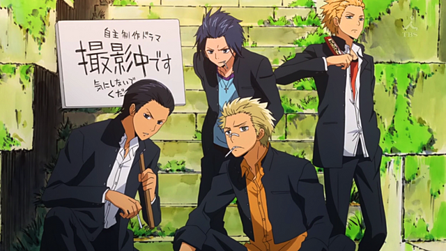 File:The boys as gangsters.png