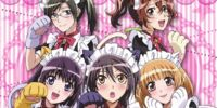 Kaichou wa Maid-sama! Album Maid Latte Songs