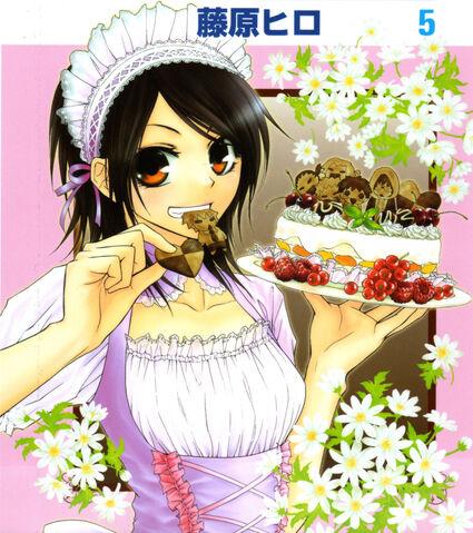 File:Kaichou wa Maid-sama! volume 5.jpg