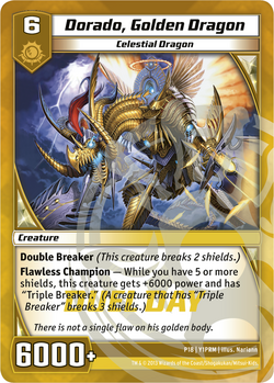 Dorado, Golden Dragon (Y1PRM)