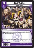 Skull Cutter (2DED)