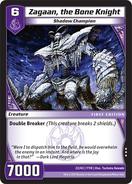Zagaan, the Bone Knight (1TVR)