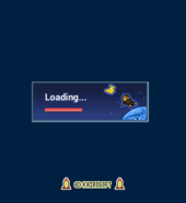 Loading Screen - Epic Astro Story