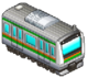 Orange and Green Train (Station Manager)