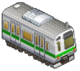 Green Metro Train (Station Manager)
