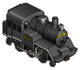 Green Steam Train (Station Manager)