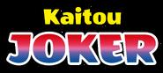 Kaitou joker english logo