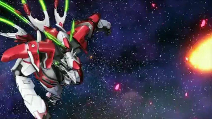 VALVRAVE the Liberator - Teaser 2 (HD)