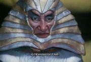 Ambassador Hell in V3