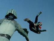 Rider kick