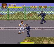 Kamen Rider SNES Screenshot