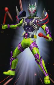 Bravo Hibiki Arms