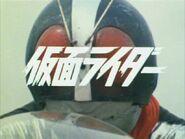 Kamen Rider Opening 2