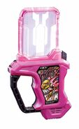 Mighty Action X Gashat