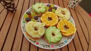 Fruits Doughnuts