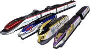 Den-O Trains