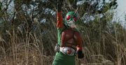 Skyrider in Super-1 movie