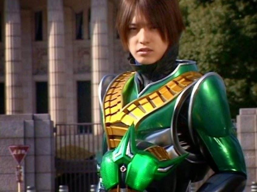 Nakamura Yuuichi Zeronos Helmetless