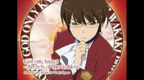 The World God Only Knows S3 OP With Lyrics