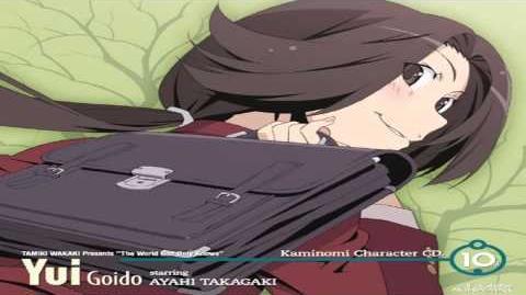 Yui Goido Character Song - Heart Beat ni Goyoujin!