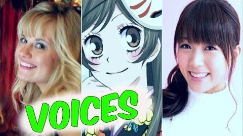 Kamisama Hajimemashita Kako hen Characters & Voice Actors Actress (English & Japanese) ✔