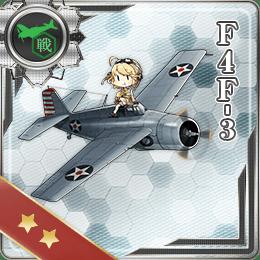 F4F-3 197 Card