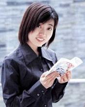 Megumi hayashibara