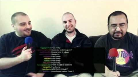 6 Commercial Break for Ask Dr. Sub-Zero @Gootecks sells gay porn to @AmirXL