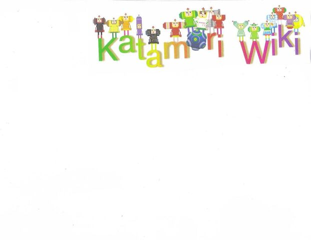 File:Katamari Wiki Logo.jpg