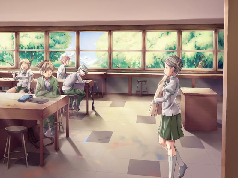 Image result for katawa shoujo art